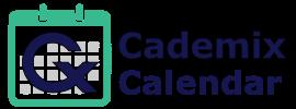 Cademix Calendar Logo